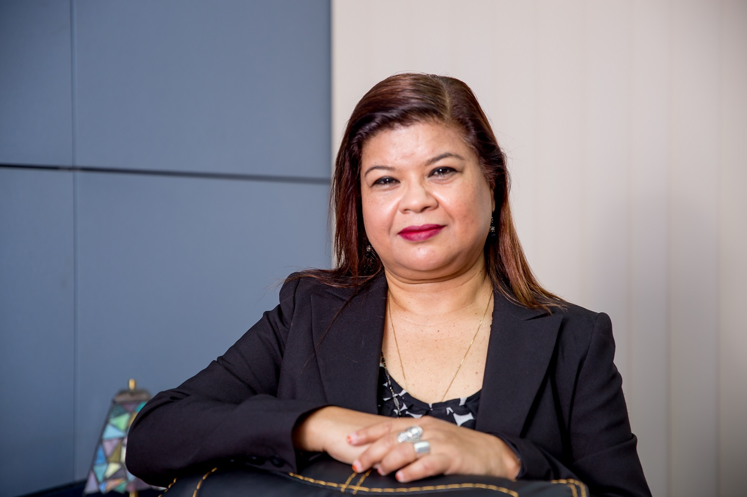 Nazrah Ramdin, Managing Partner - BDO Associates in Seychelles